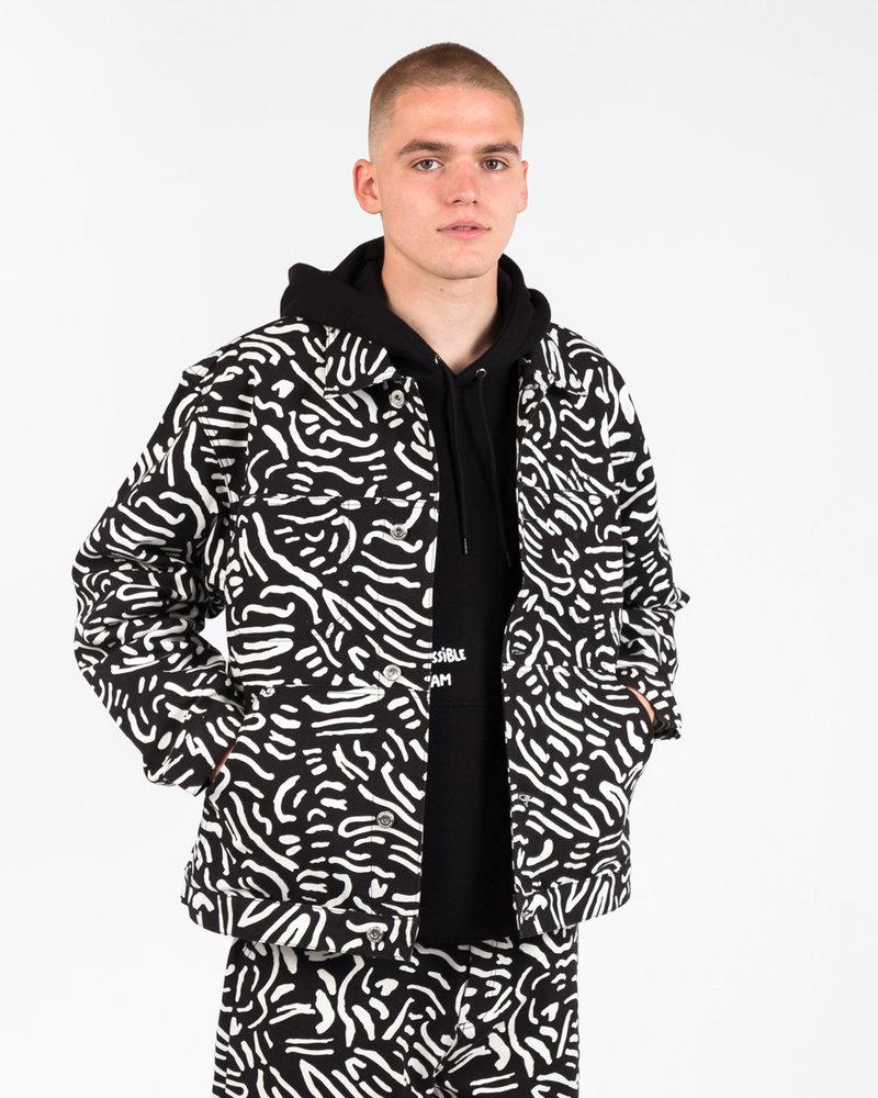 Polar Polar Cell Jacket Black