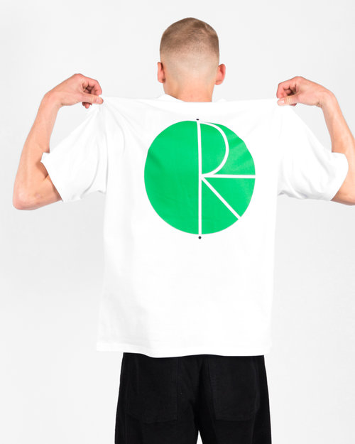 Polar Polar Fill Logo T-Shirt White