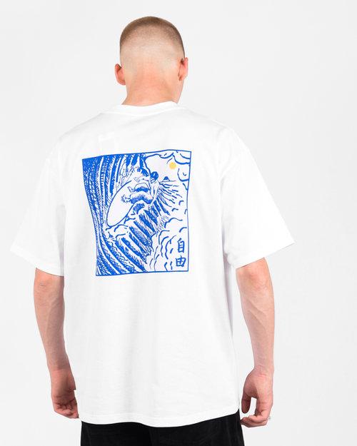 Polar Polar Shin T-Shirt White