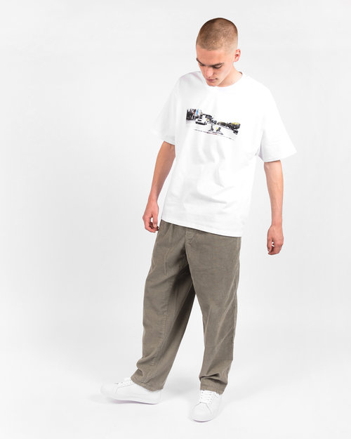 Polar Polar Cord Surf Pants Smoke