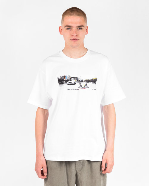Polar Polar Houston St T-Shirt White