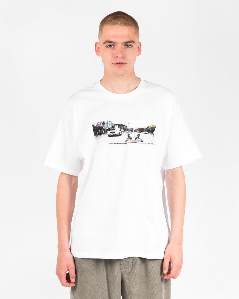 Polar Polar Houston St T-Shirt White