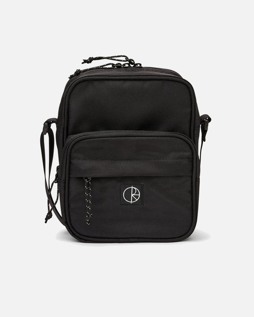 Polar Polar Cordura Pocket Dealer Bag Black
