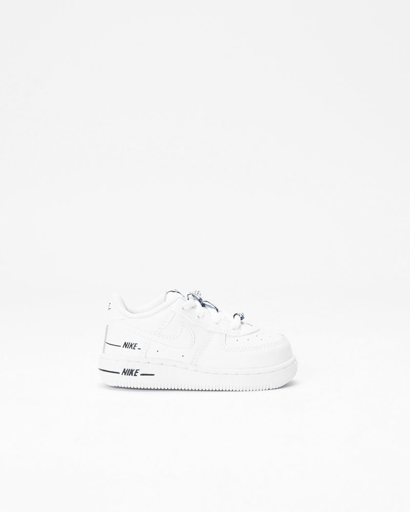 Nike Nike Force 1 LV8 3 White/White-Black