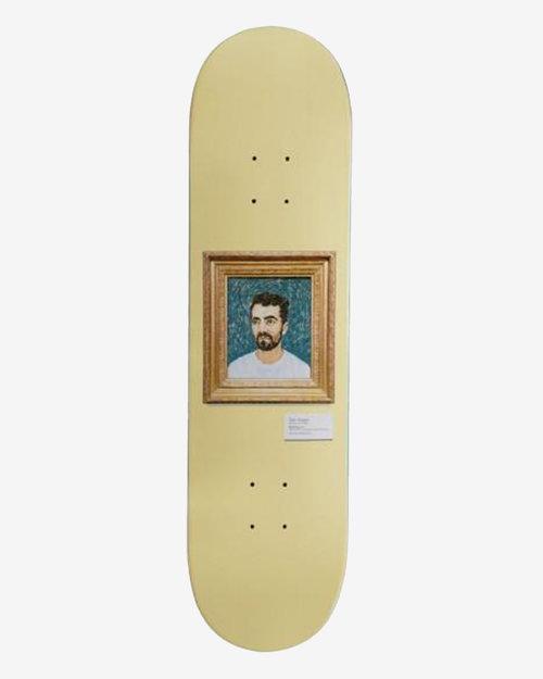 Skate Mental Skate Mental Plunkett Dan Goghs 8,375'' Deck