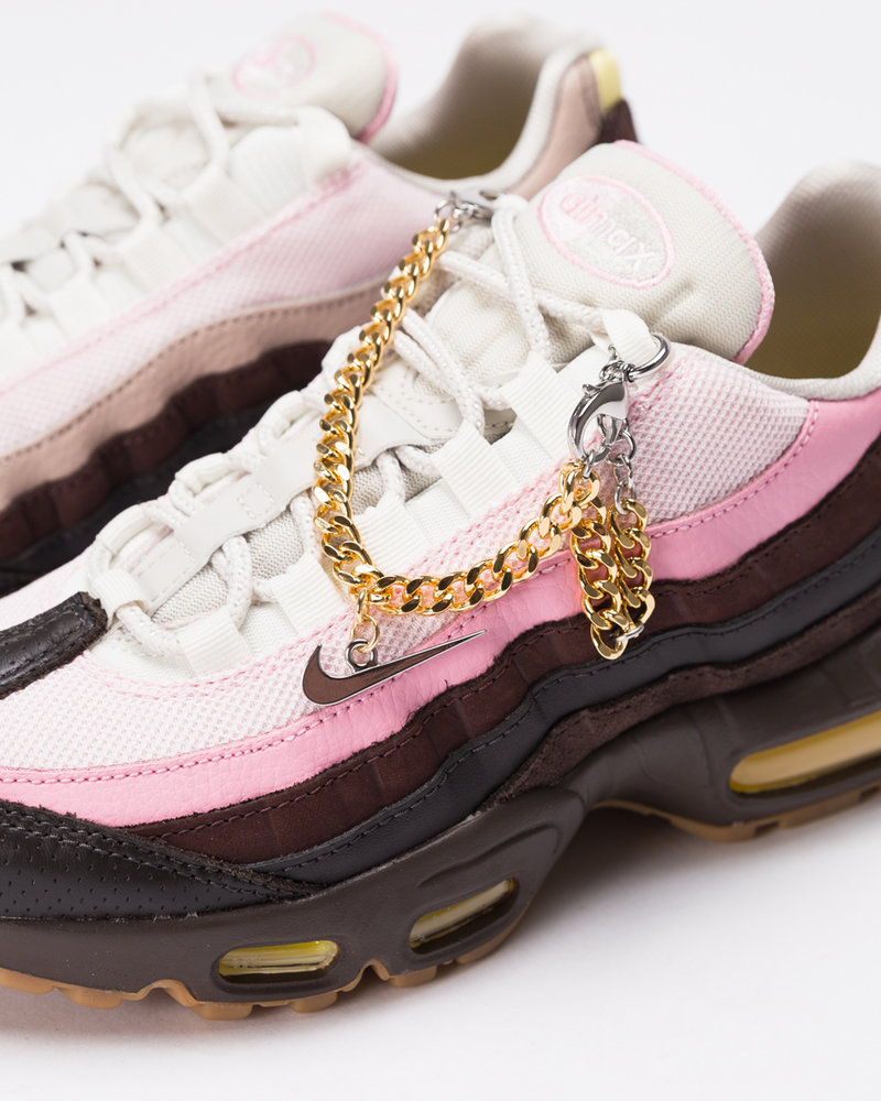 Nike Nike Wmns Air Max 95 velvet brown/opti yellow-lt british tan