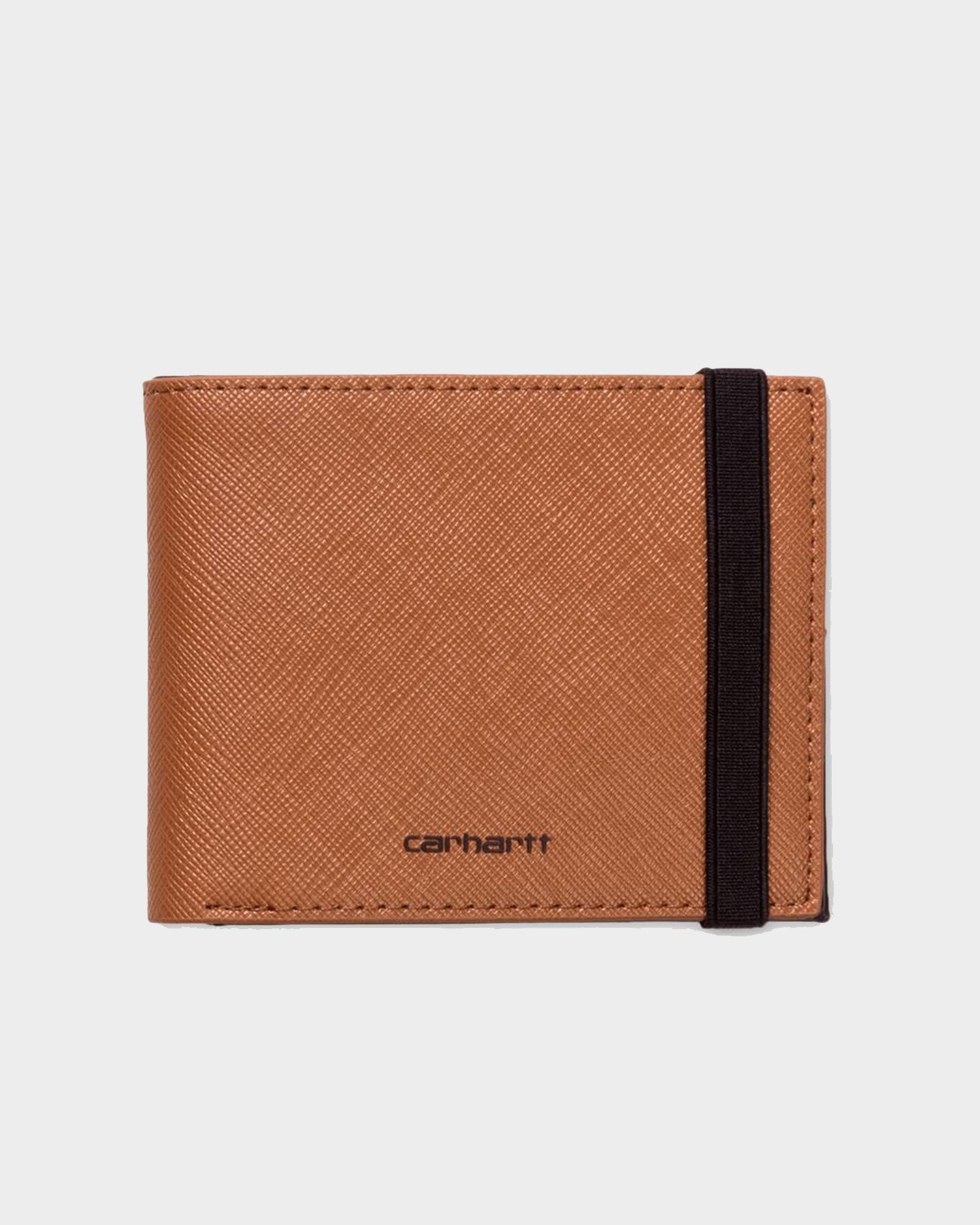 Carhartt Coated Wallet Hamilton Brown/Black