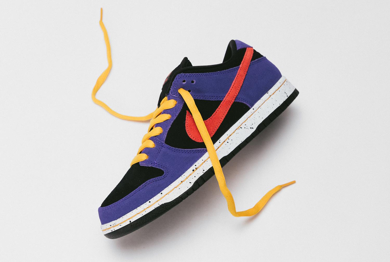 01.07.2020 - Nike sb Dunk Low Pro 'ACG' in-store surprise drop