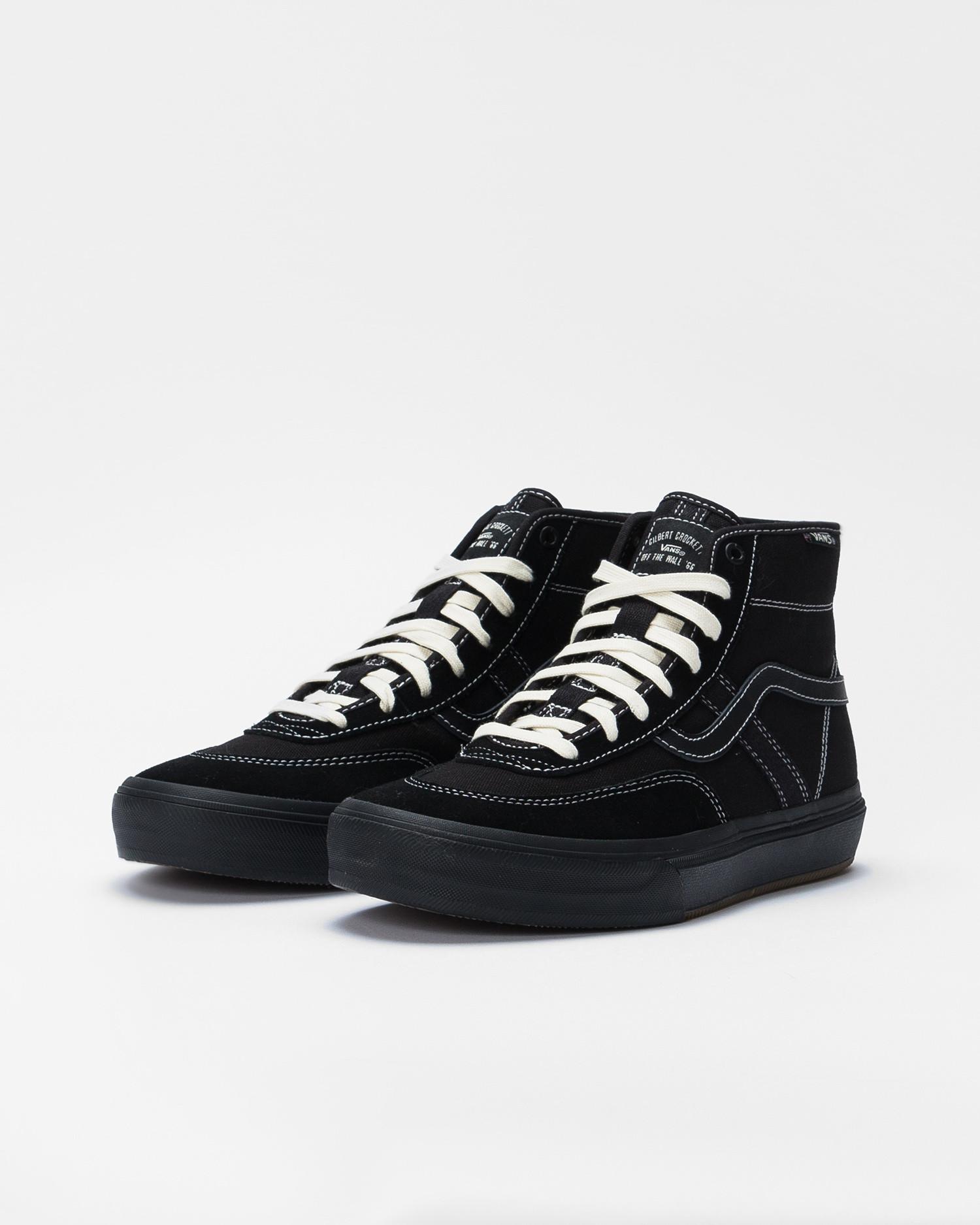 Vans Mn Crockett High Pro Black/Black
