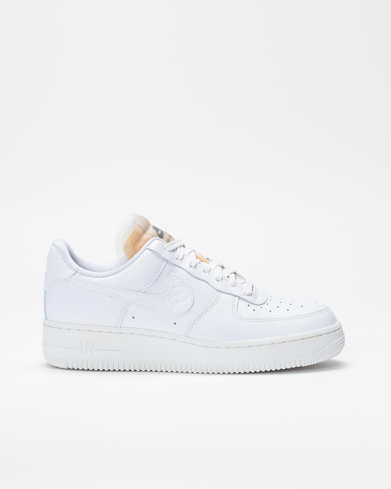 """Nike wmns Air Force 1 '07 Lx """"BLING"""" White/white-summit white-white onyx"""