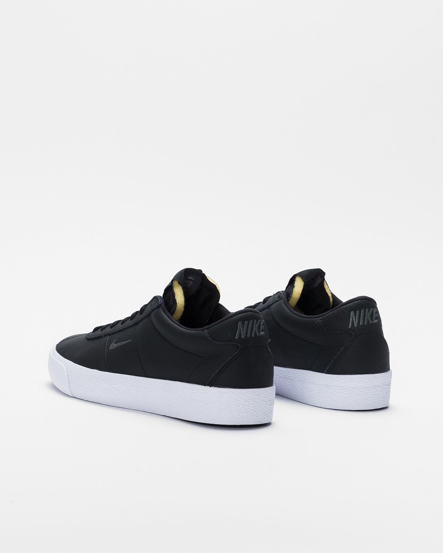 Nike SB Zoom Bruin Iso Black/Dark Grey-Black-White