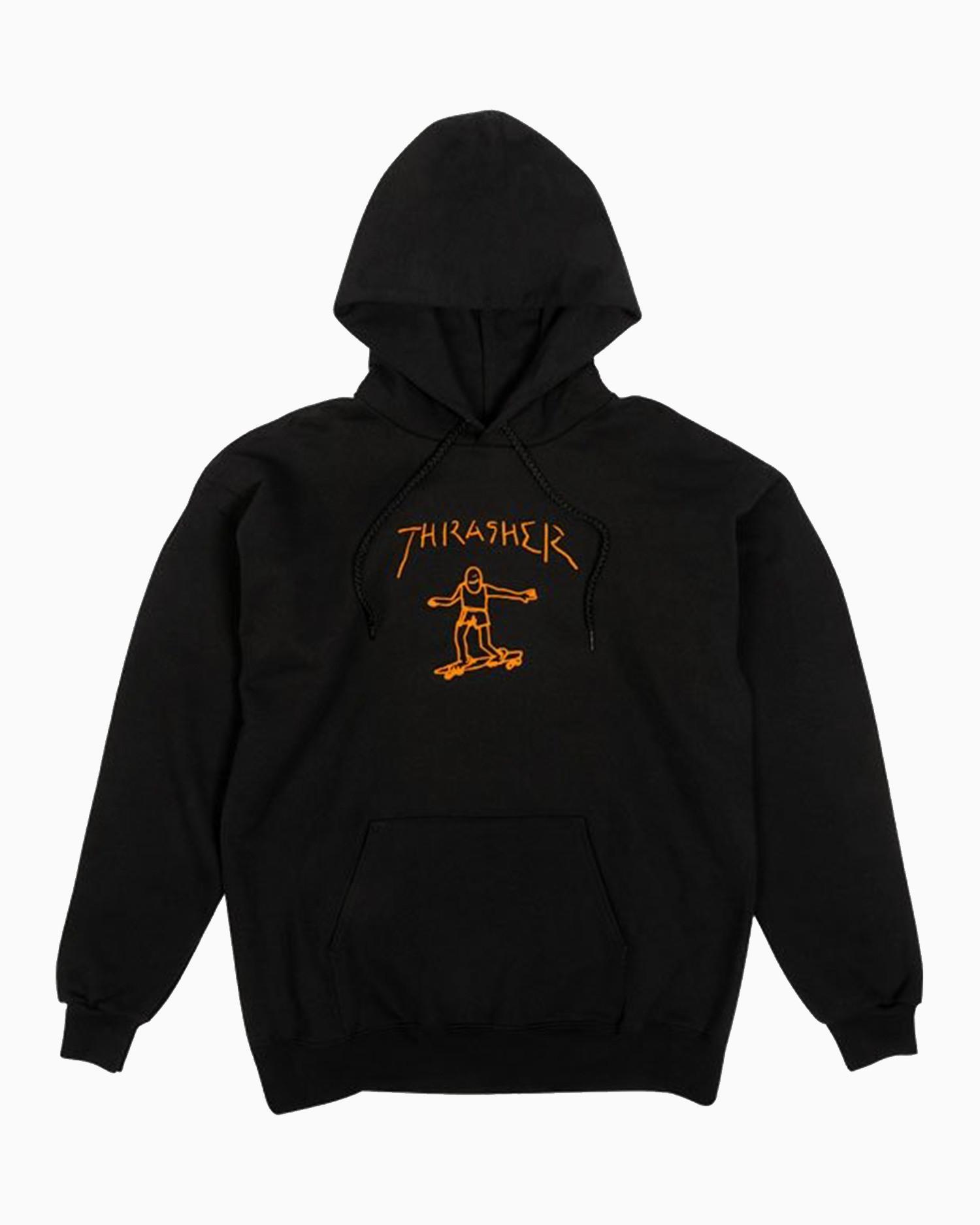 Thrasher Gonz Hood Black