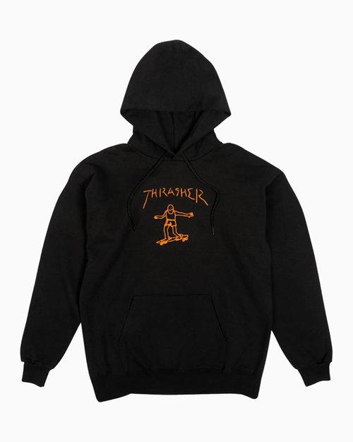 Thrasher Thrasher Gonz Hood Black