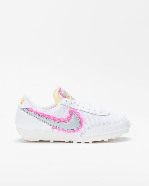 Nike Nike Wmns Daybreak White/metallic silver-hyper pink