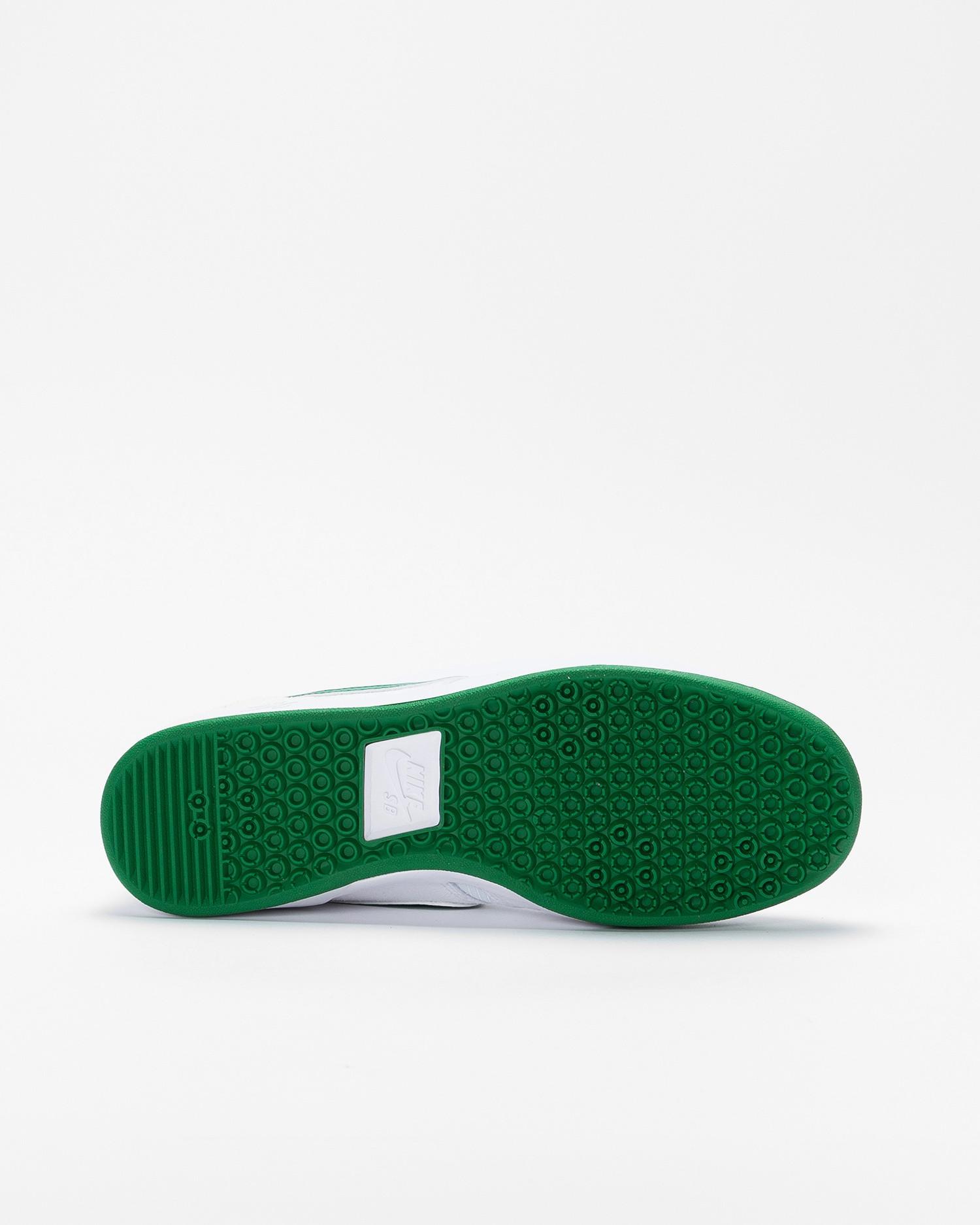 Nike SB Gts Return White/pine green-white-white