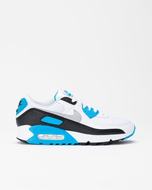 Nike Nike Air Max III White/black-grey fog-laser blue