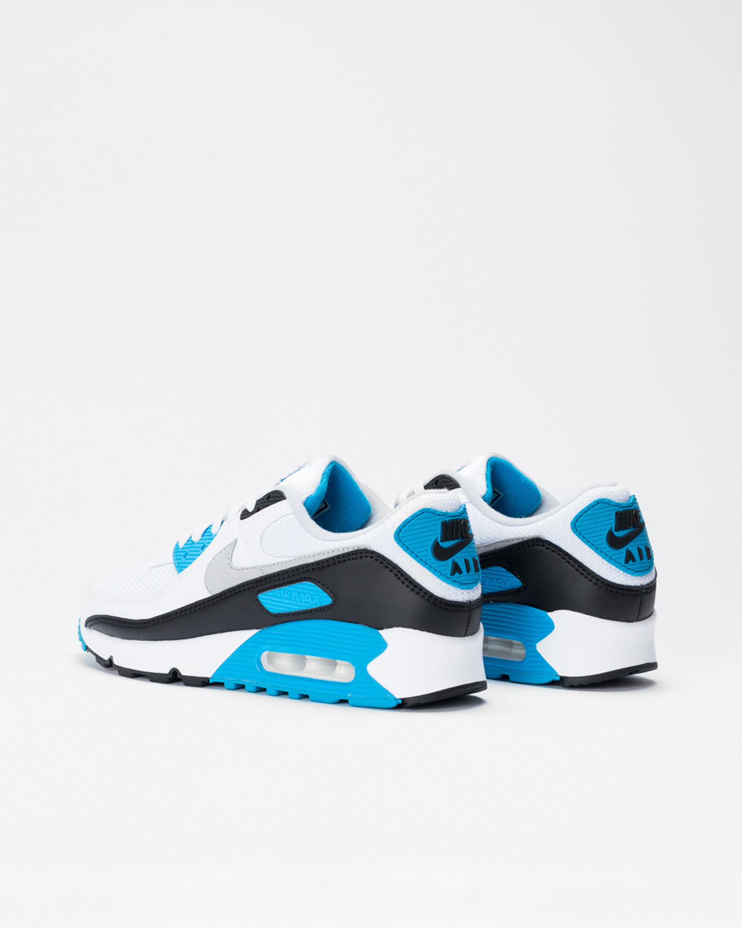 Nike Air Max III White/black-grey fog-laser blue