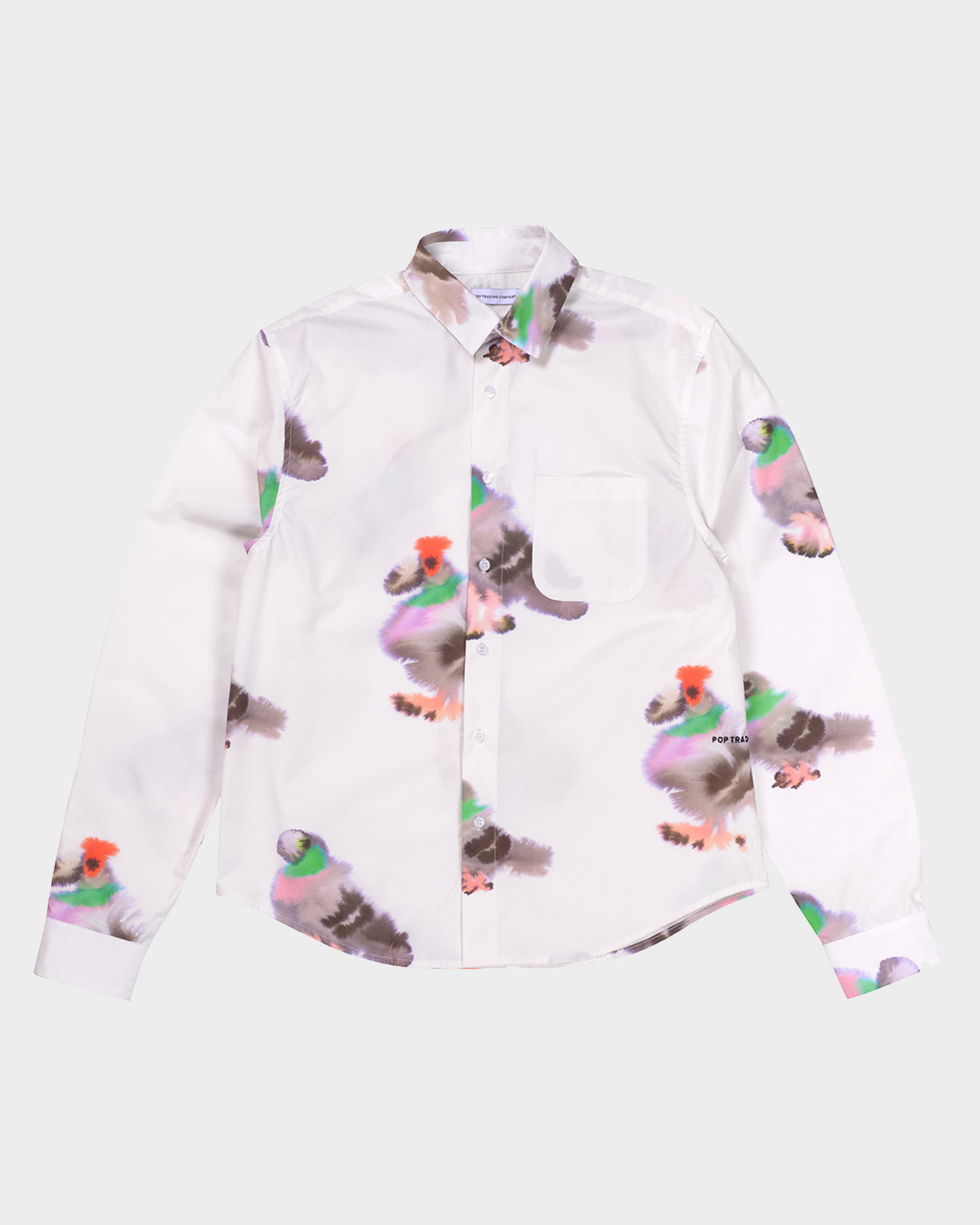 Pop Trading Company Pigeon Shirt