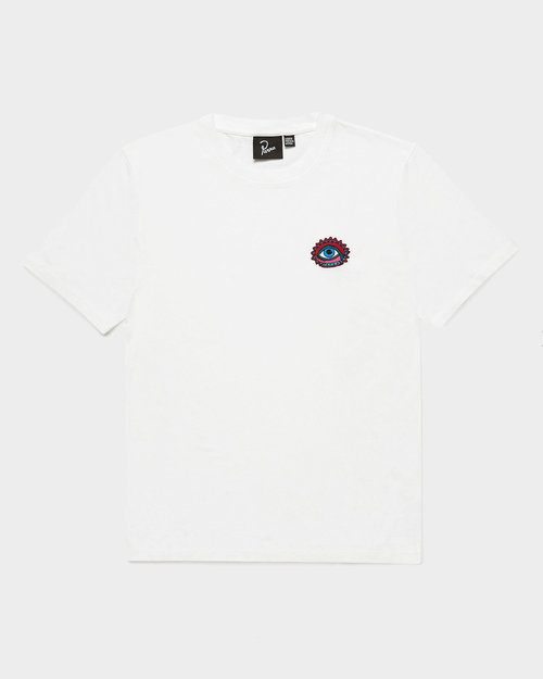 Parra Parra Open Eye T-Shirt White