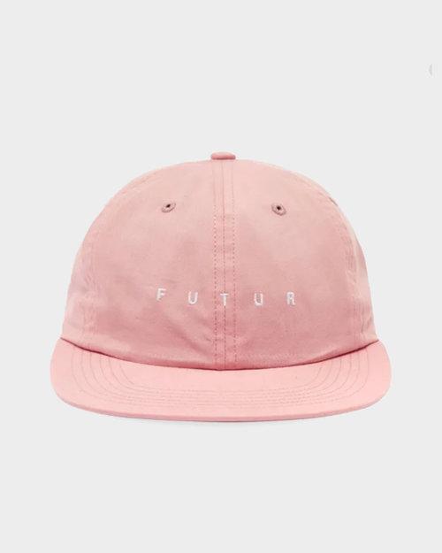 Futur Futur Logo Summer Cap Pink