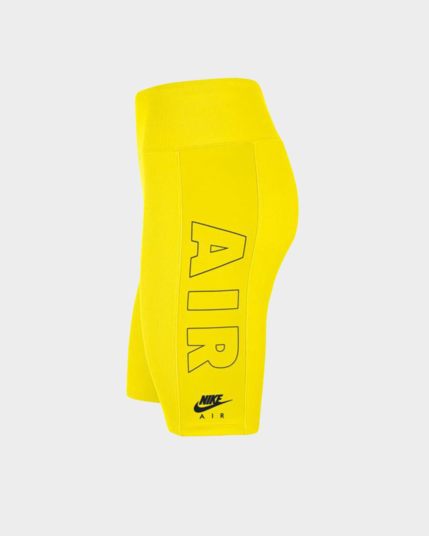Nike Wmns nsw air bike short Opti yellow
