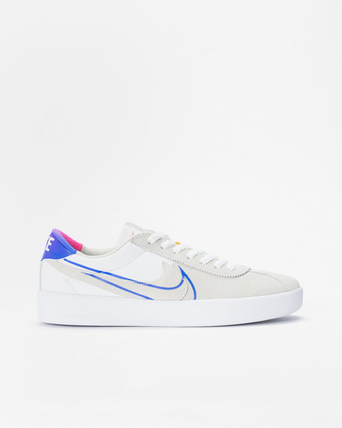 Nike Nike Sb Bruin React Summit White/Racer Blue-Pink Blast