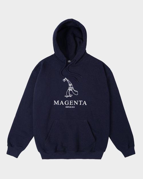 Magenta Magenta Depuis 2010 Hoodie Navy