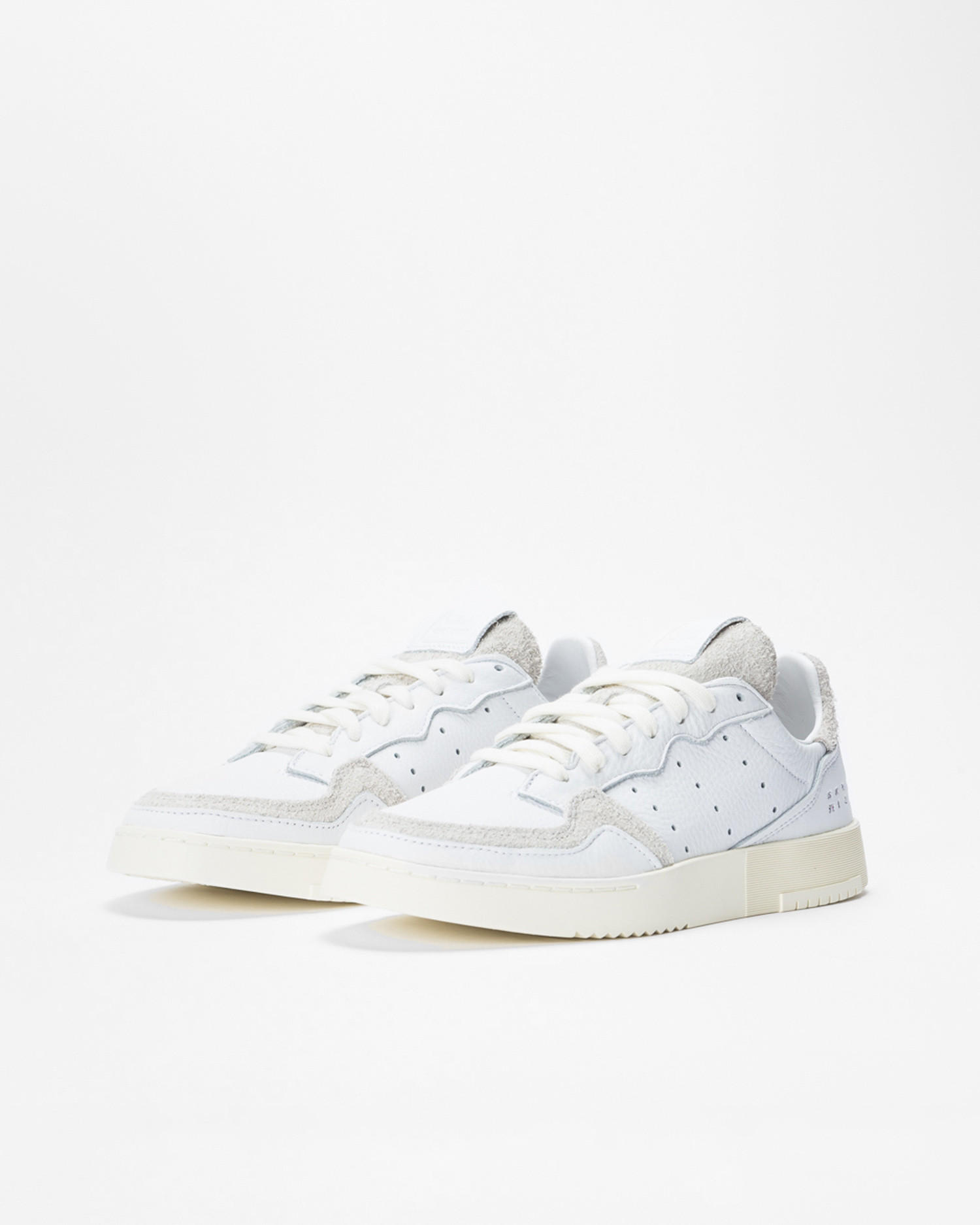 Adidas Supercourt Ftwwht/Crywwht