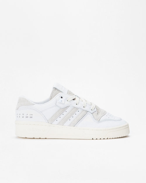 Adidas Adidas Rivalry Low Cloud White/Crystal White/Off White