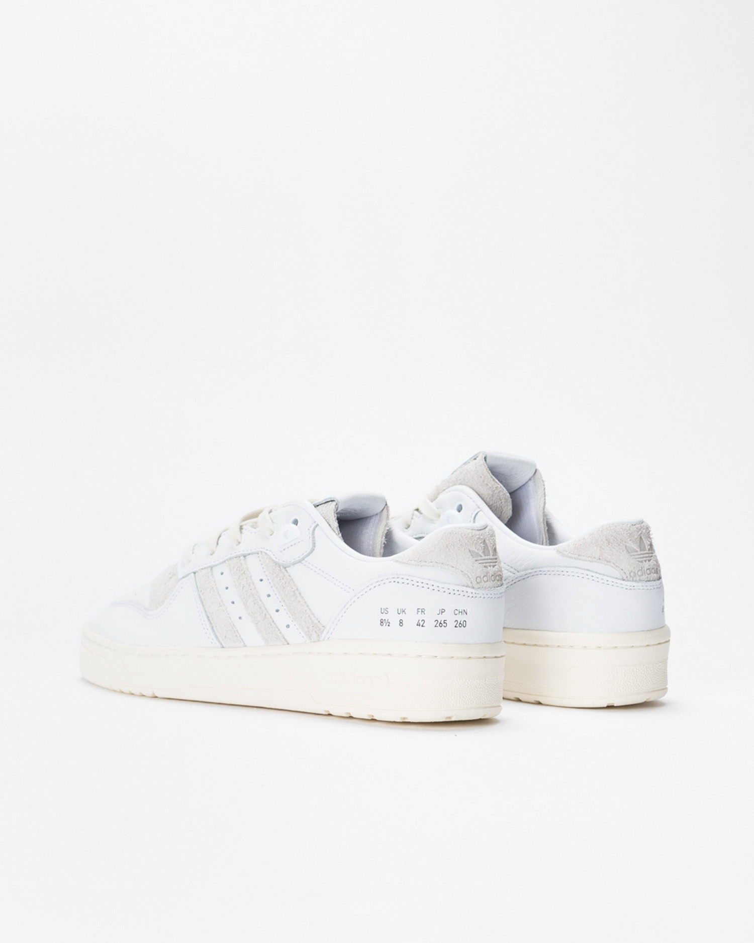 Adidas Rivalry Low Cloud White/Crystal White/Off White