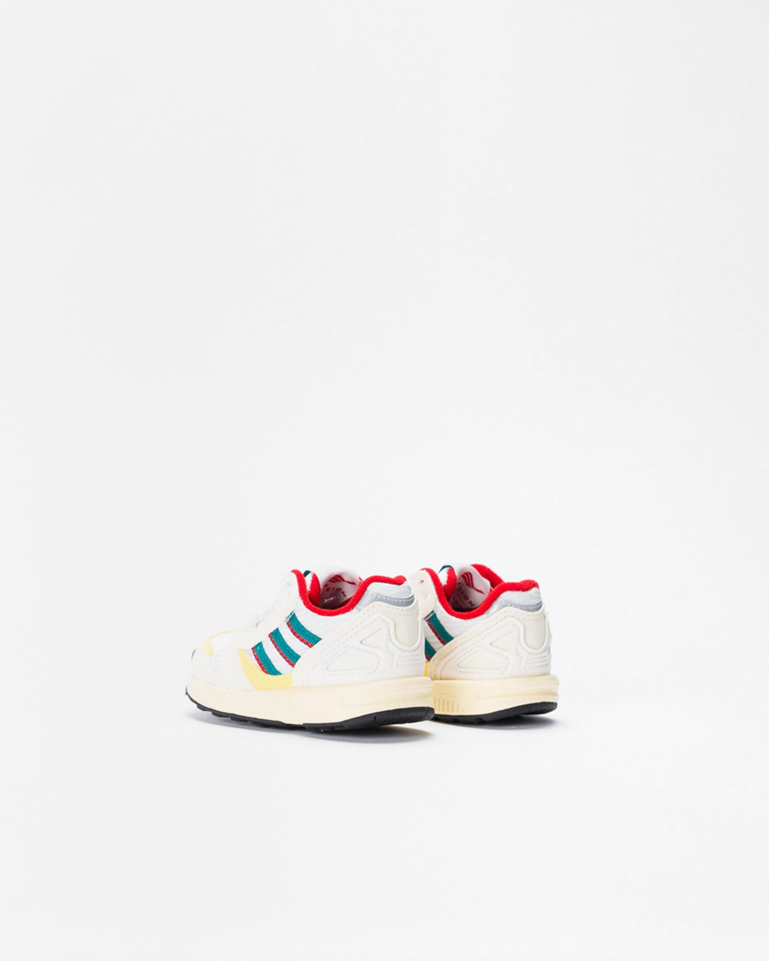 Adidas INFANT ZX 8000 EL I Crywhite/Scarl