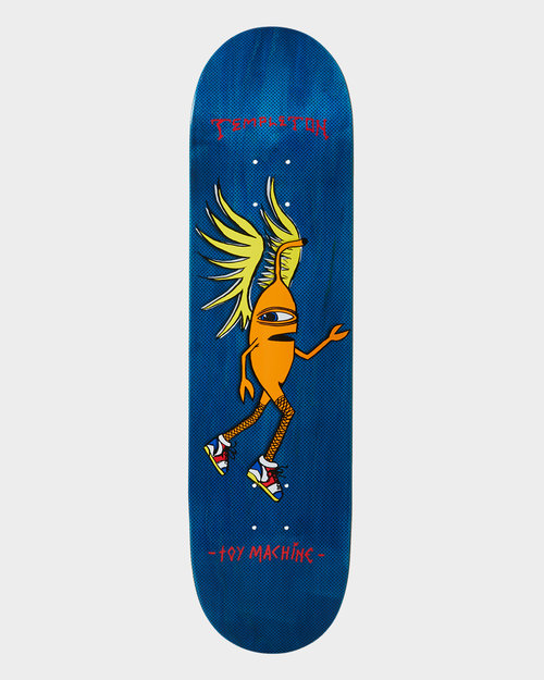 Toy Machine Toy Machine Templeton Fishnets deck 8.25