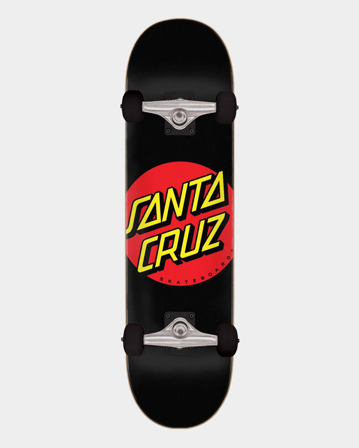 Santa Cruz Classic Dot Full Black 8
