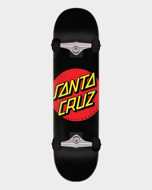 Santa Cruz Santa Cruz Classic Dot Full Black 8
