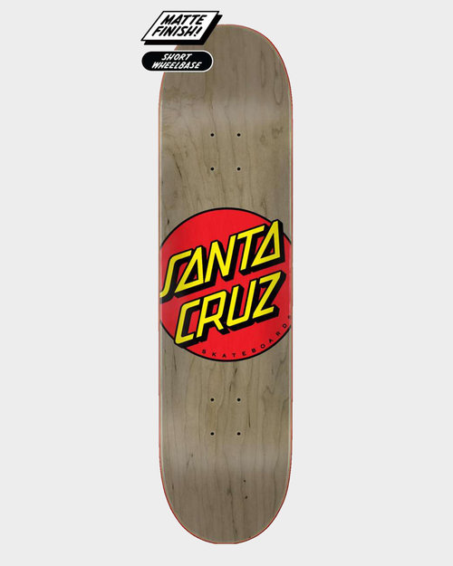 Santa Cruz Santa Cruz Classic Dot Fall 20 Brown 8.375