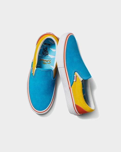 Vans Vans Slip-On Pro The Simpsons