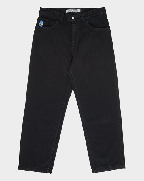 Polar Polar 93 Denim Jeans Pitch Black