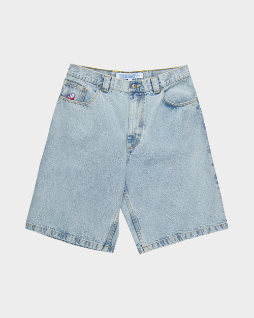 Polar Polar Big Boy Shorts Light Blue
