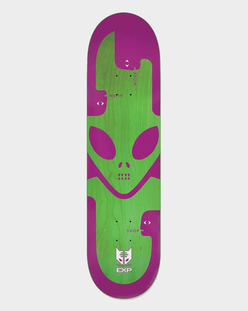 Alien Workshop Alien Workshop Deck Exp Purple 8.25