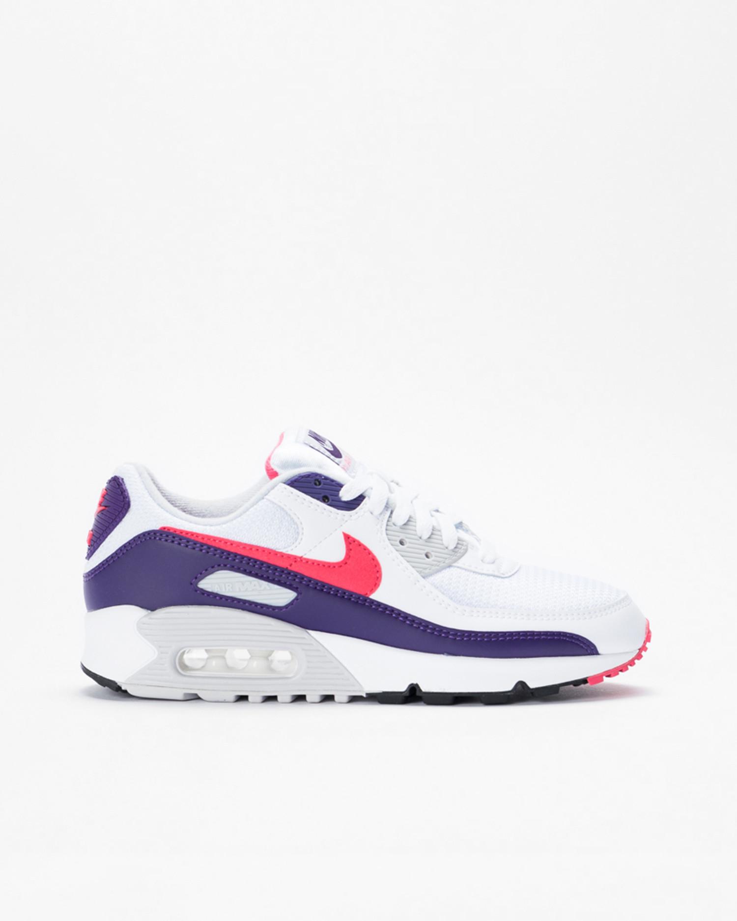Nike air max III White/eggplant-flare-zen grey