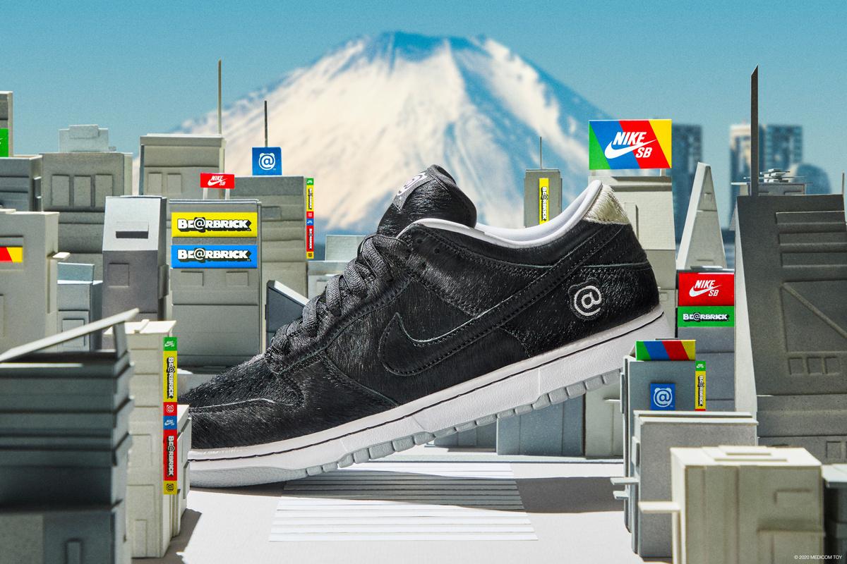 22.08.2020 - Nike SB x Medicom Toy Dunk Low Pro