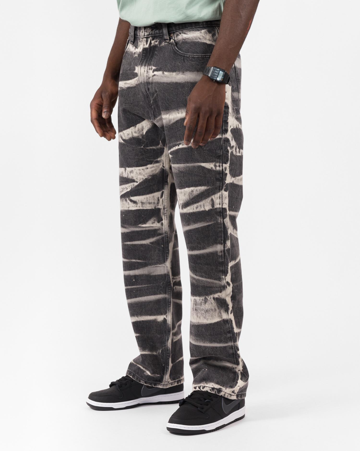 Levi's Skate Baggy 5 Pocket S&E Black Snow