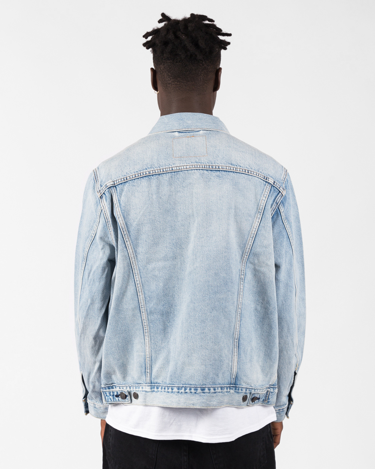Levi's Vintage Fit Trucker V Super Lite Trucker