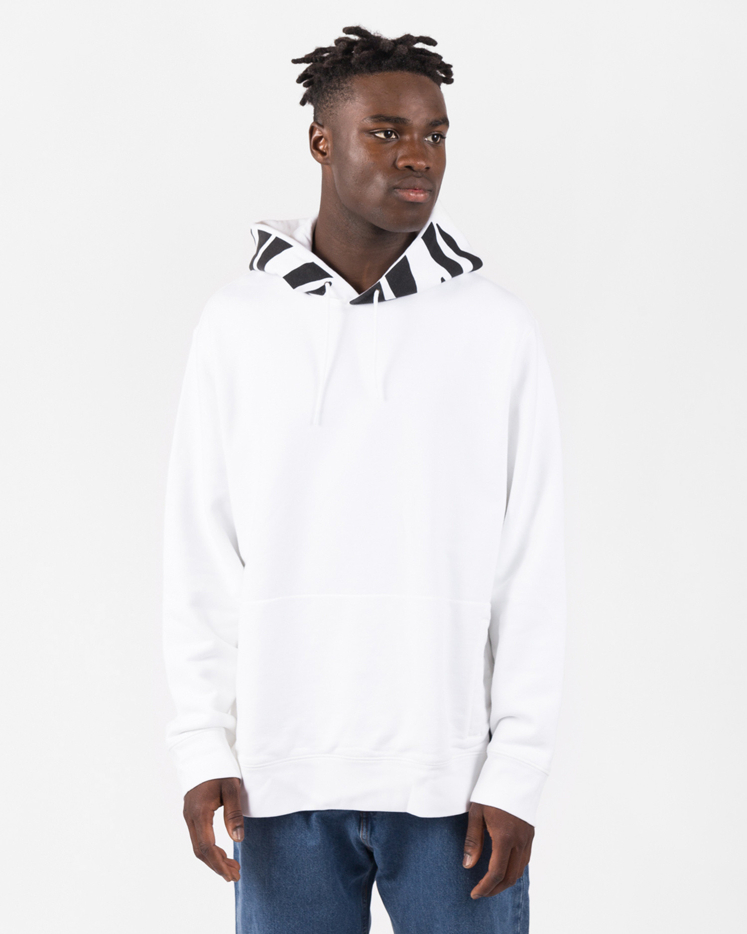 Levi's Skate Pullover Hoodie Limelight