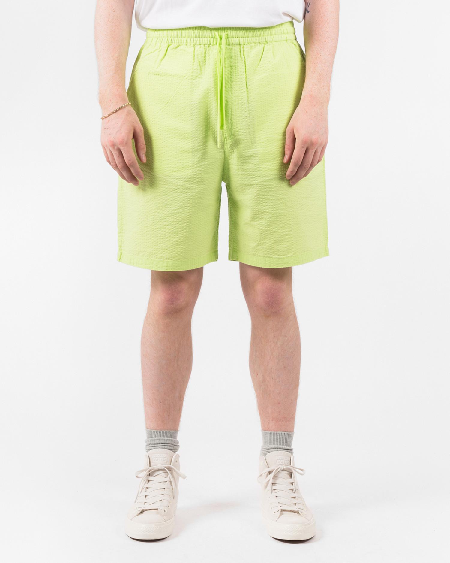 Carhartt Southfield Short Seersucker Lime
