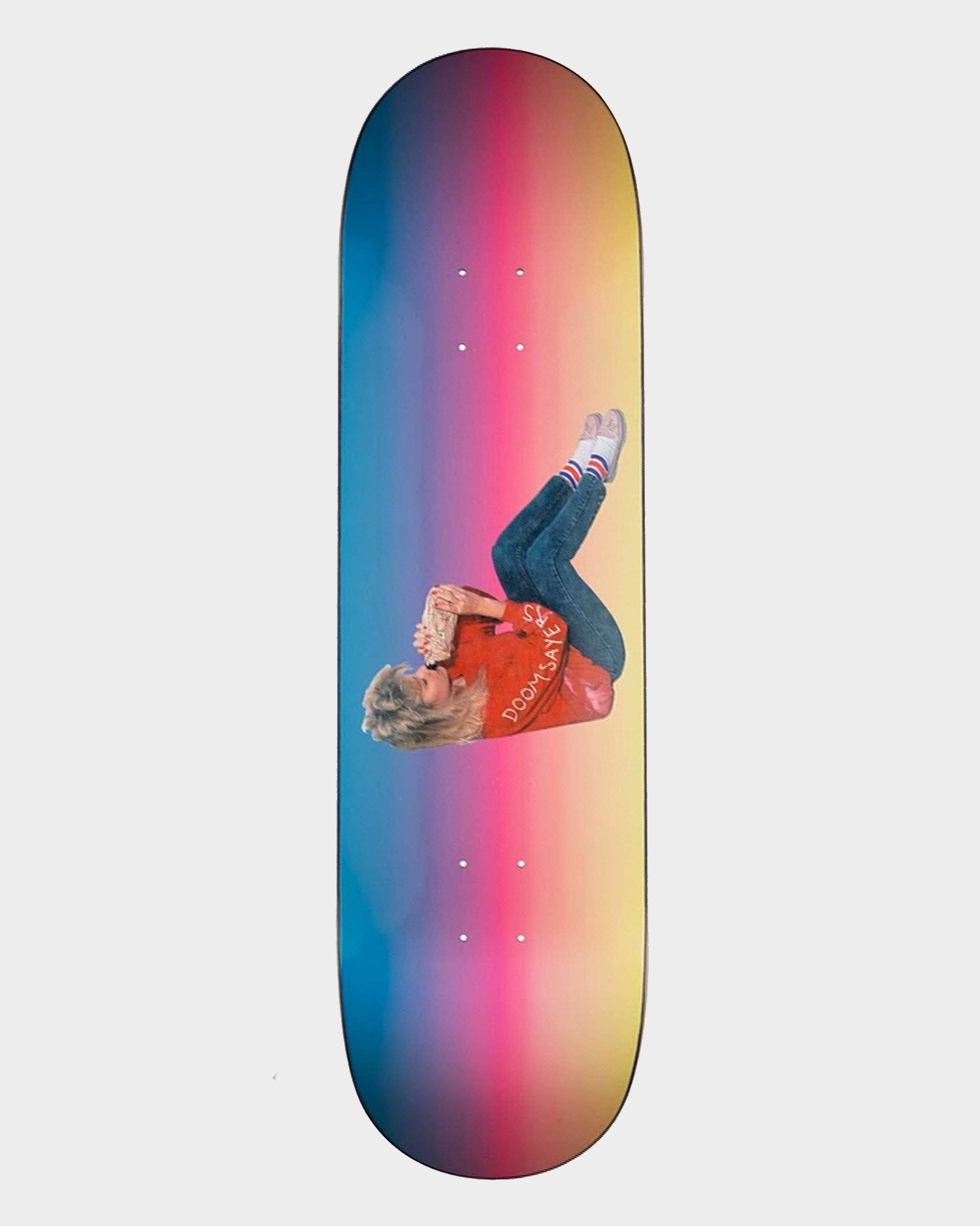 Doomsayers Deck Becky Rainbow 8.75