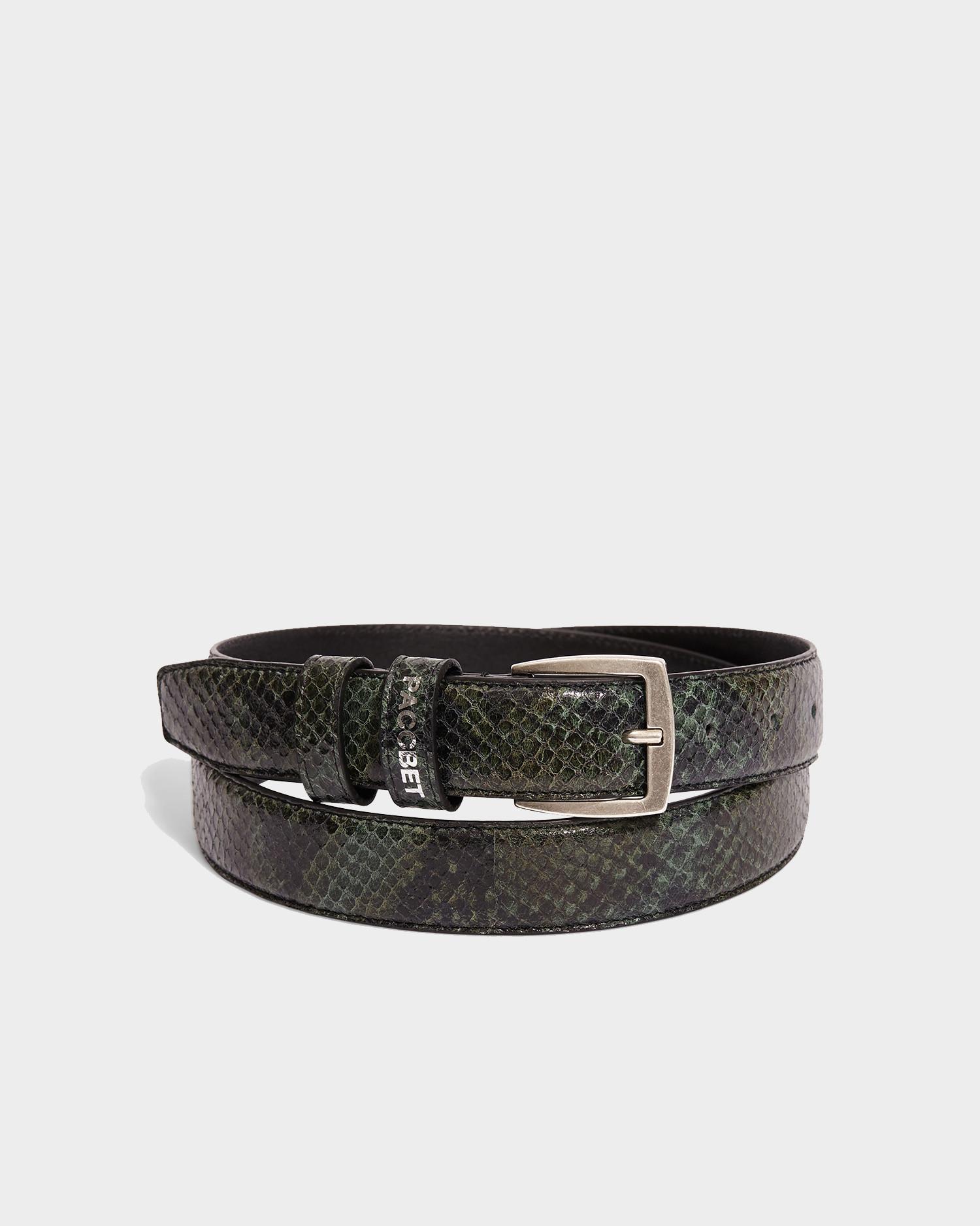 Paccbet Belt Green