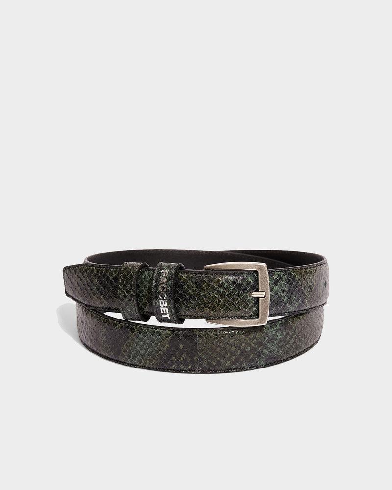 Paccbet Paccbet Belt Green