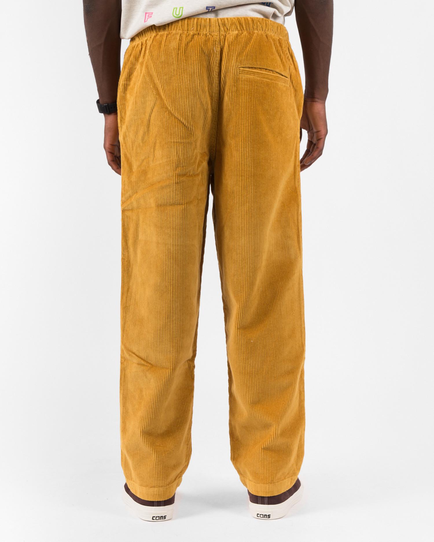 Futur Cor Bud Pants Gold