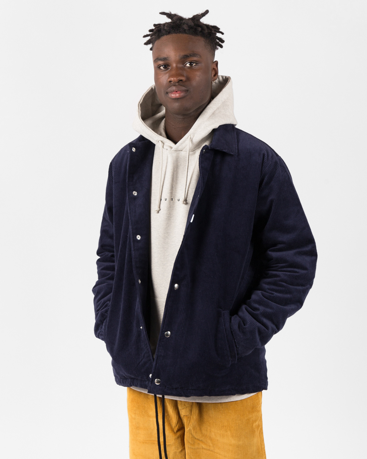 Futur Bris Jacket Navy